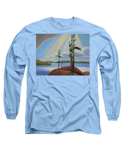 To The North Long Sleeve T-Shirt
