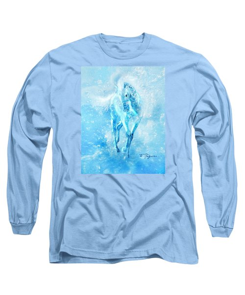 Water Spirit Long Sleeve T-Shirt
