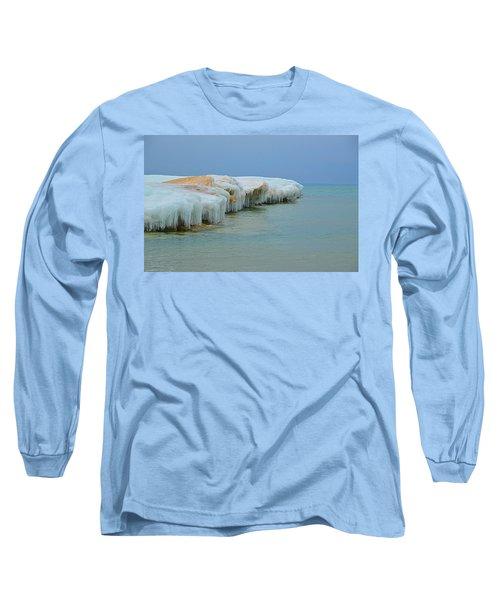 Winter Sculpting Long Sleeve T-Shirt