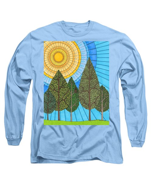 Yearning For Spring Long Sleeve T-Shirt