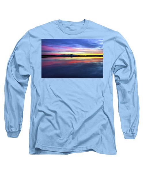 Lake Winnipesaukee - Layers Long Sleeve T-Shirt