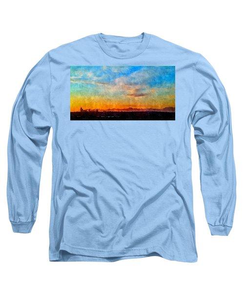 14th Floor Bellevue Place  Long Sleeve T-Shirt