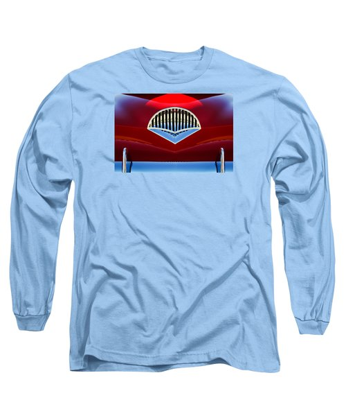 1954 Kaiser Darrin Grille Long Sleeve T-Shirt