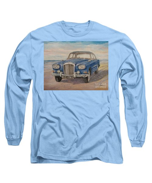 1963 Bentley Continental S3 Coupe Long Sleeve T-Shirt