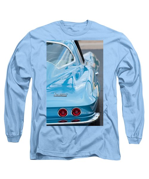 1967 Chevrolet Corvette 11 Long Sleeve T-Shirt