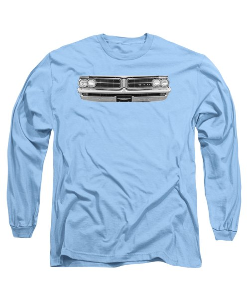 1969 Pontiac Gto  Long Sleeve T-Shirt