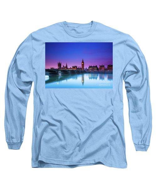 London Big Ben  Long Sleeve T-Shirt