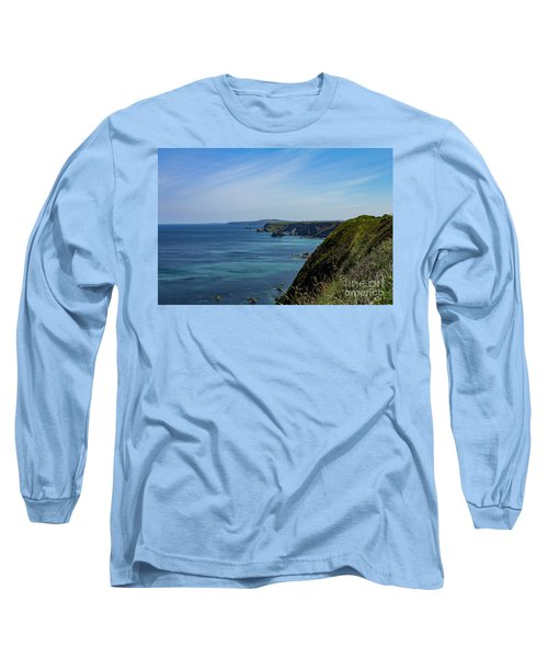North Coast Cornwall Long Sleeve T-Shirt