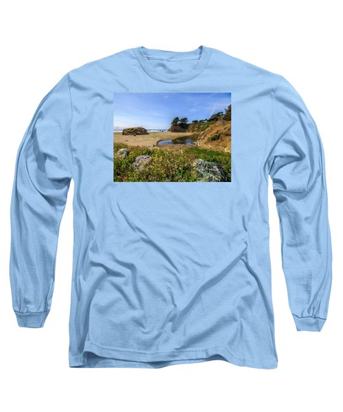 Pacific Coast Highway Long Sleeve T-Shirt