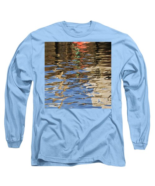 Reflections Long Sleeve T-Shirt by Charles Harden