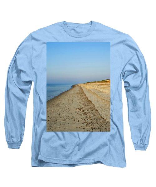 Sandy Neck Beach Long Sleeve T-Shirt