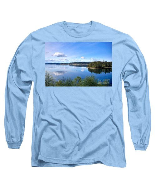 Serenity Long Sleeve T-Shirt by Sean Griffin