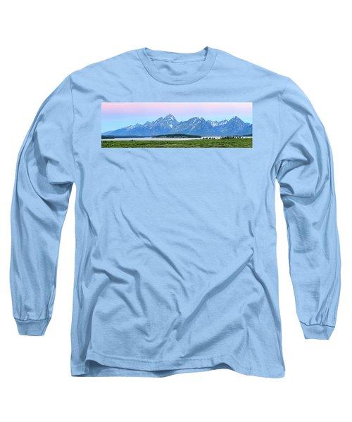 Spotless Sunrise Long Sleeve T-Shirt