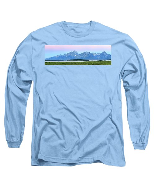 Spotless Sunrise Long Sleeve T-Shirt