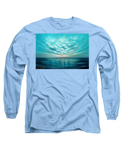 Sunset Quest Long Sleeve T-Shirt