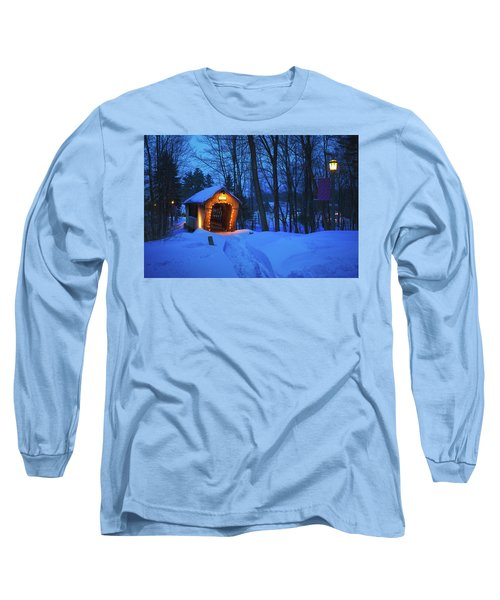 Tannery Hill Bridge Long Sleeve T-Shirt
