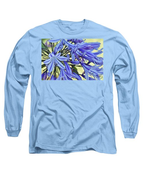 the lily of the Nile... Long Sleeve T-Shirt by Werner Lehmann