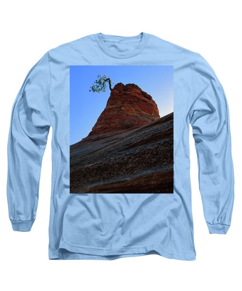 Tree Hoodoo Long Sleeve T-Shirt