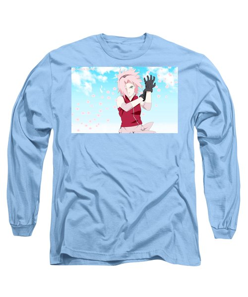 Naruto Long Sleeve T-Shirt