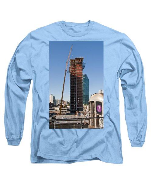 27 On 27 Lic 1 Long Sleeve T-Shirt