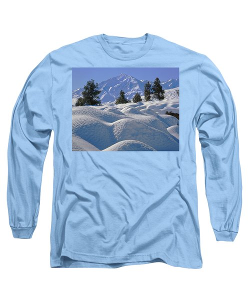 2m6402 Mt. Tom From Sherwin Grade Long Sleeve T-Shirt