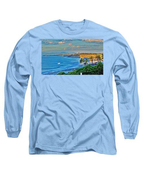 Del Mar Long Sleeve T-Shirt