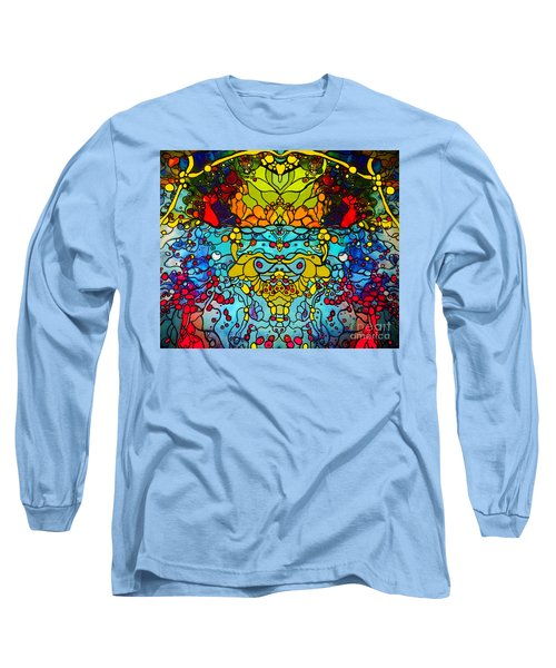 Ethereal Precision  Long Sleeve T-Shirt