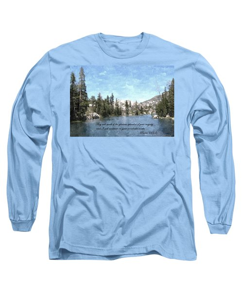 Inspirations 1 Long Sleeve T-Shirt