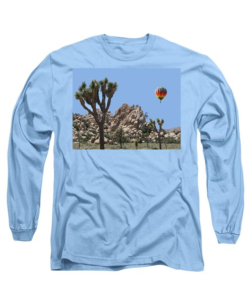 Joshua Landing Long Sleeve T-Shirt