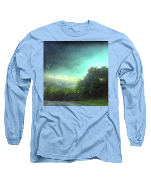 Long Sleeve T-Shirt featuring the photograph 3 June 16 by Toni Martsoukos