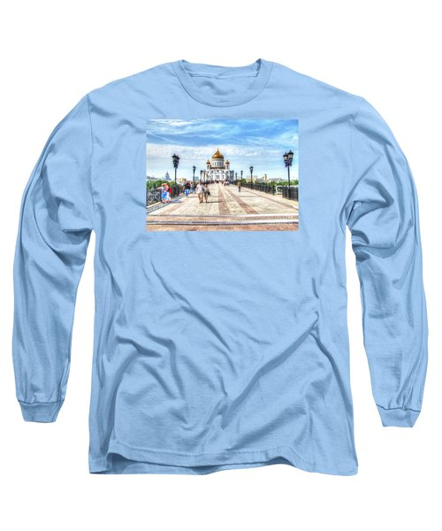 Moscow Russia Long Sleeve T-Shirt