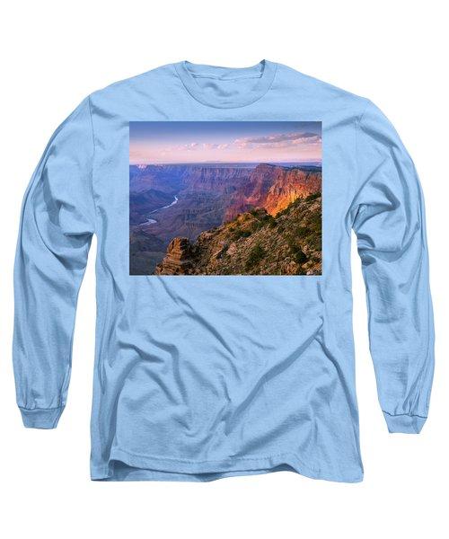Canyon Glow Long Sleeve T-Shirt