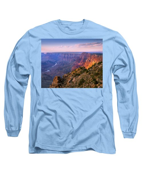 Canyon Glow Long Sleeve T-Shirt