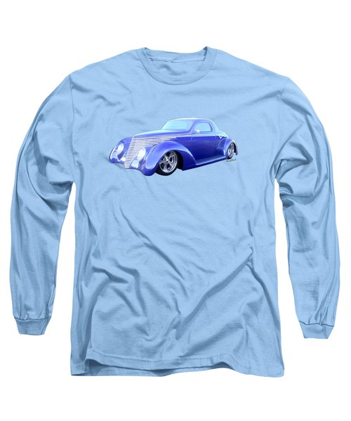 37 Coupe The Car Of Tomorrow From Yesterday Long Sleeve T-Shirt