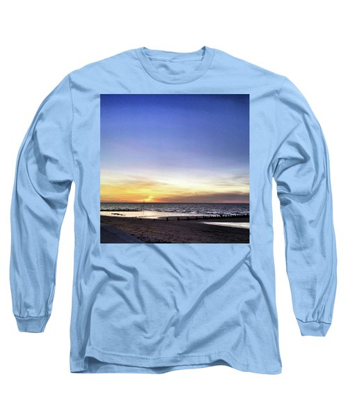Instagram Photo Long Sleeve T-Shirt by John Edwards