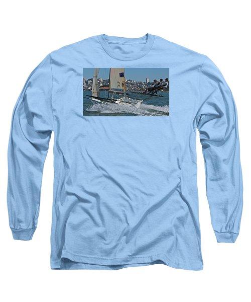 18 Skiff International Long Sleeve T-Shirt