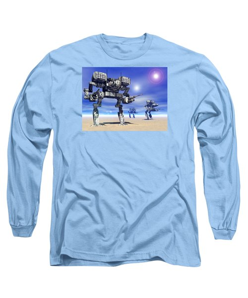 501st Mech Trinary Long Sleeve T-Shirt