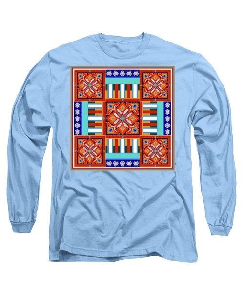 624 2 Truck Art 1 Long Sleeve T-Shirt