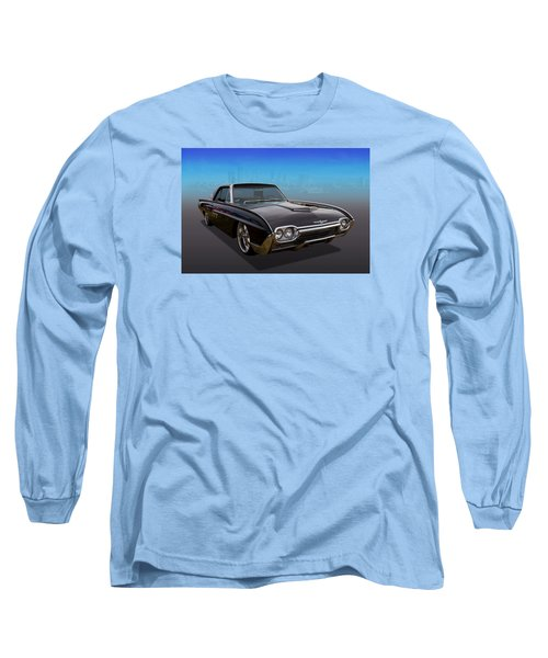 Long Sleeve T-Shirt featuring the photograph 63 Bird by Keith Hawley
