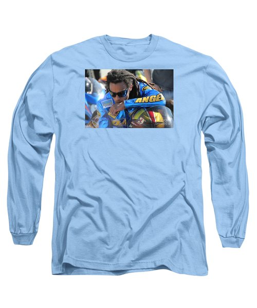 Dme Terence Angela Long Sleeve T-Shirt