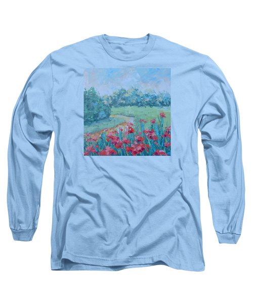 South Of France Long Sleeve T-Shirt