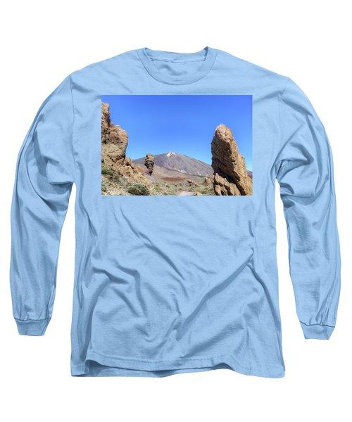 Tenerife - Mount Teide Long Sleeve T-Shirt