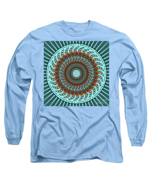 A Band Of Chairs Long Sleeve T-Shirt