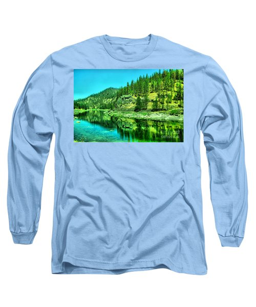 A Beautiful Stillness Long Sleeve T-Shirt