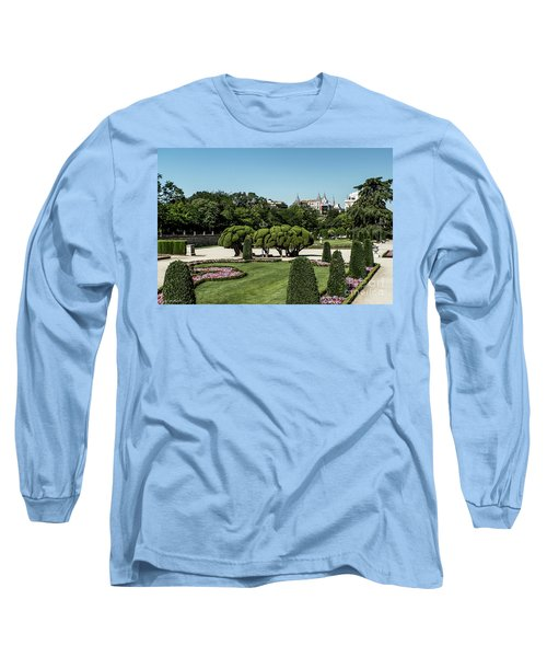 Colorfull El Retiro Park Long Sleeve T-Shirt
