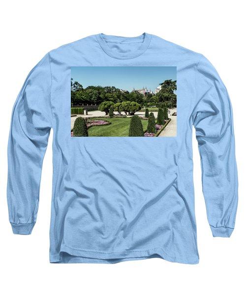 Colorfull El Retiro Park Long Sleeve T-Shirt