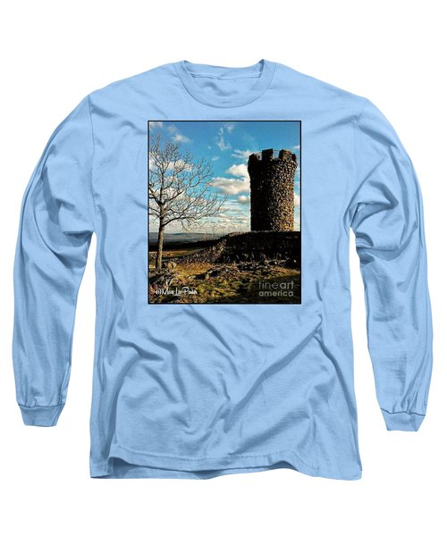 A Day At  Craigs  Castle   Long Sleeve T-Shirt