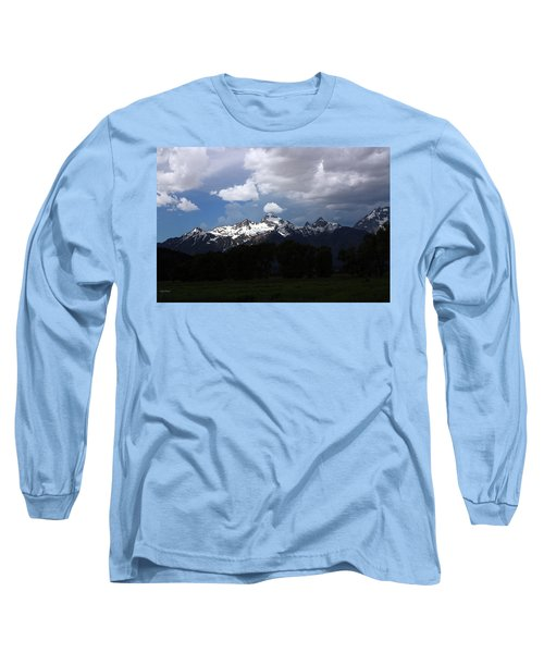 A Glimmer Of Sunshine Long Sleeve T-Shirt