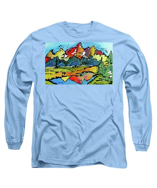 A Memory Long Sleeve T-Shirt