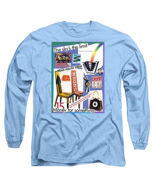 a-Muse-ment Long Sleeve T-Shirt